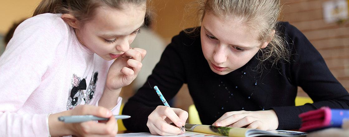 Курсы английского для младших подростков (10–13 лет)