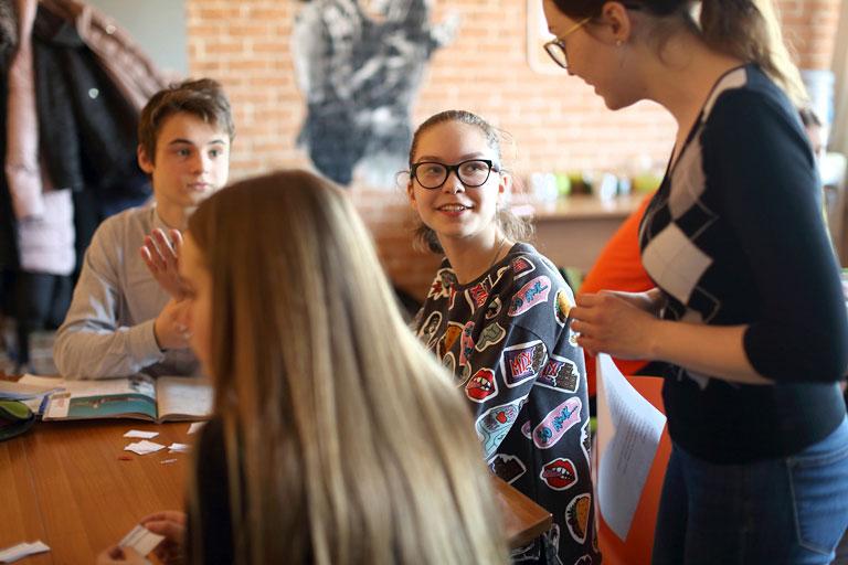 Английский язык для старших подростков в Туле (13–17 лет)