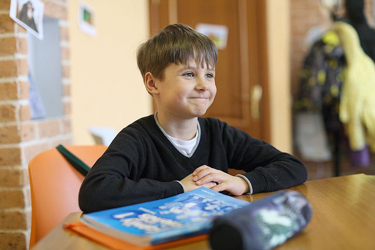 Курсы английского для детей (7–10 лет)